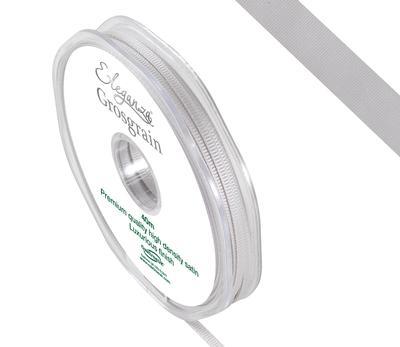 Premium Grosgrain Ribbon 3mm x 40m by Eleganza 24 Colours Available