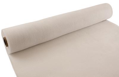 Eleganza Deco Mesh 53cm x 9.1m (10yds) White No.01 - Organza / Fabric