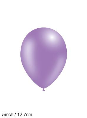 Decotex Pro 5inch Fashion Solid No.45 Lavender x100pcs - Latex Balloons