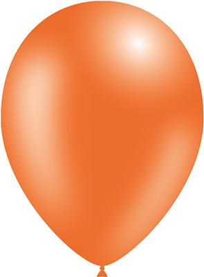 Decotex Pro 11inch Fashion Solid No.04 Orange x50pcs - Latex Balloons