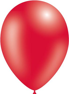 Decotex Pro 11inch Fashion Solid No.16 Red x50pcs - Latex Balloons
