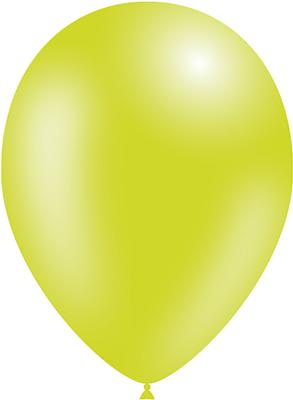 Decotex Pro 11inch Fashion Solid No.14 Lime Green x50pcs - Latex Balloons