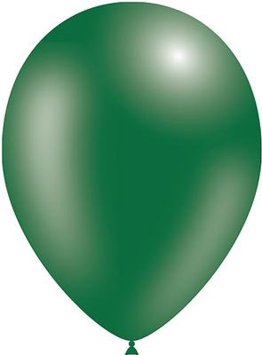 Decotex Pro 11inch Metallic No.84 Forest Green x50pcs - Latex Balloons