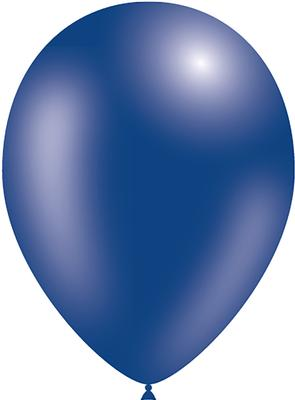 Decotex Pro 11inch Metallic No.18 Royal Blue x50pcs - Latex Balloons