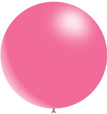 Decotex Pro 36inch Fashion Solid No.33 Bubble Gum Pink x2pcs - Latex Balloons