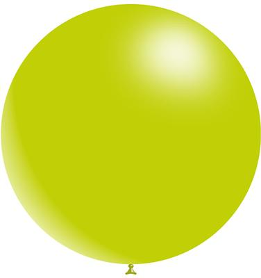 Decotex Pro 36inch Fashion Solid No.14 Lime Green x2pcs - Latex Balloons