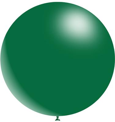 Decotex Pro 36inch Fashion Solid No.84 Forest Green x2pcs - Latex Balloons