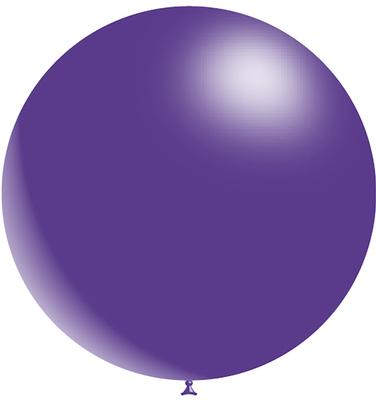 Decotex Pro 36inch Fashion Solid No.36 Purple x2pcs - Latex Balloons