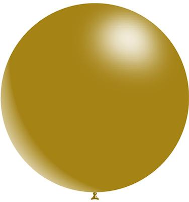 Decotex Pro 36inch Metallic No.35 Gold x2pcs - Latex Balloons