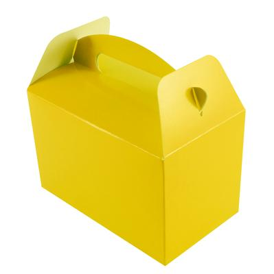 Oaktree Party Box 100mm x 154mm x 92mm 6pcs Yellow No.11 - Accessories
