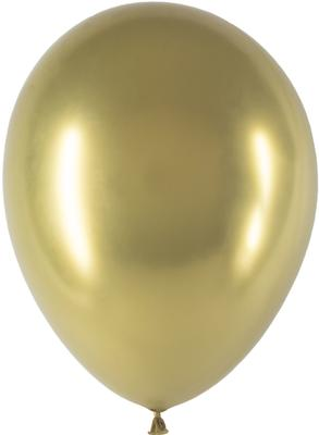 Decotex Pro 11inch Chromium No.35 Gold x 25pcs - Latex Balloons