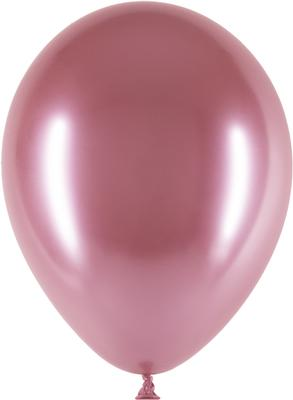Decotex Pro 11inch Chromium No.114 Mauve x 25pcs - Latex Balloons