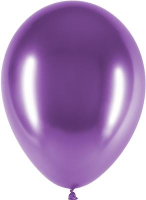 Decotex Pro 11inch Chromium No.36 Purple x 25pcs - Latex Balloons