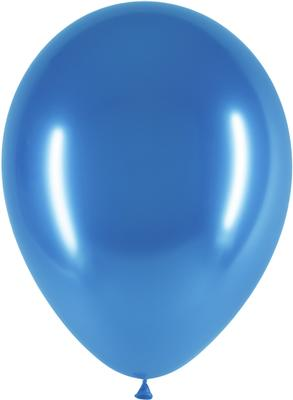 Decotex Pro 11inch Chromium No.18 Blue x 25 pcs - Latex Balloons