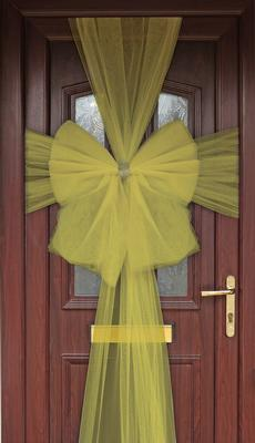 Eleganza Door Bow Gold - Accessories