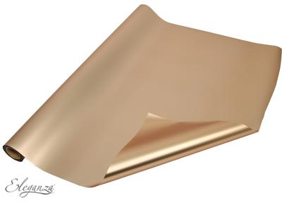 Eleganza Satin Luxe 60cm x 10m Satin Rose Gold No.87 - Packaging