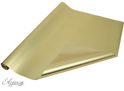 Eleganza Satin Luxe 60cm x 10m Satin Gold No.35 - Packaging