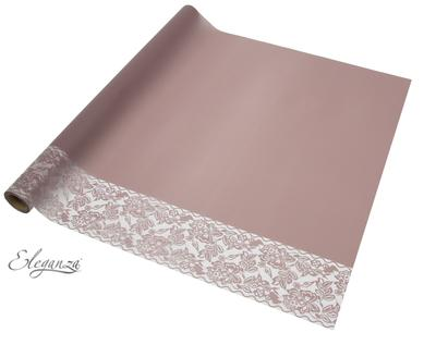 Eleganza Matte Decorative Edge Wrap 50cm x 10m Mocha No.09 - Packaging
