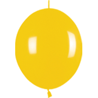 Link-o-Loon Fashion Goldenrod 021 - Latex Balloons