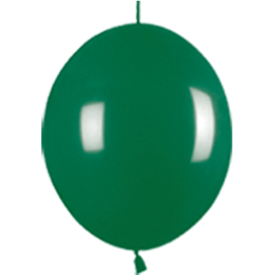 Link-o-Loon Fashion Forest Green 032 - Latex Balloons