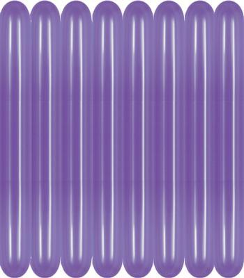 260 Modelling Metallic 551 Violet x100 - Latex Balloons