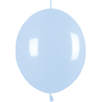 Link-o-Loon Pastel Blue 140 - Latex Balloons