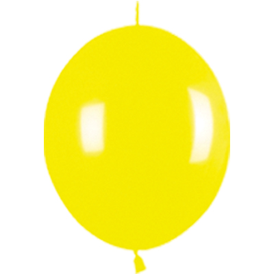 Yellow 320 - Latex Balloons