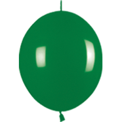 Link-o-Loon Chystal Green 330 - Latex Balloons