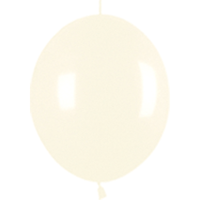 Link-o-Loon Pearl 473 Ivory x25 - Latex Balloons