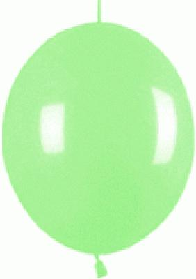 Link-o-Loon Pearl 431 Lime Green x25 - Latex Balloons