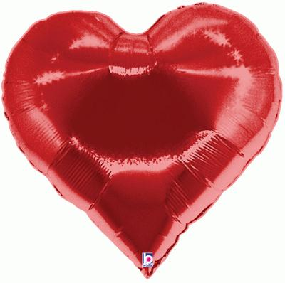 Casino Heart 35inch - Seasonal