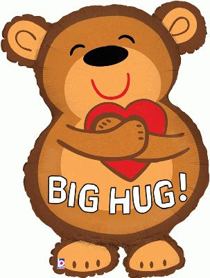 Big Hug Bear 28inch - Seasonal
