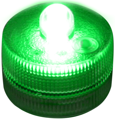 Submersible FloraLyte3™ Green - L.E.D Lights