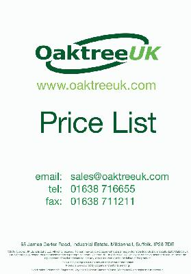 Oaktree Full Product Price List - Catalogues