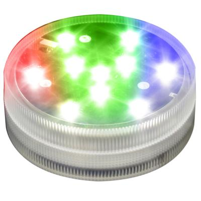 7cm SubLite10™ Submersible R/C 10 Super Bright LED RGB - L.E.D Lights